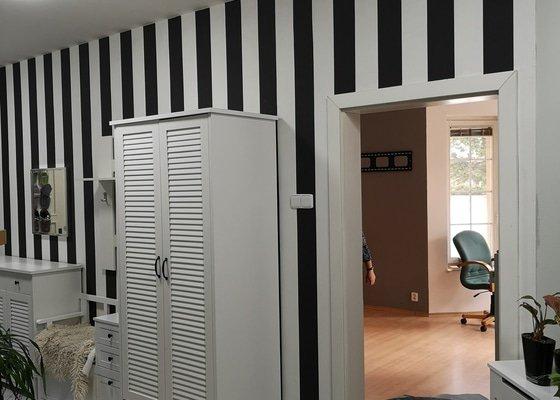 Vymalování  místnosti,nátěr nábytku....