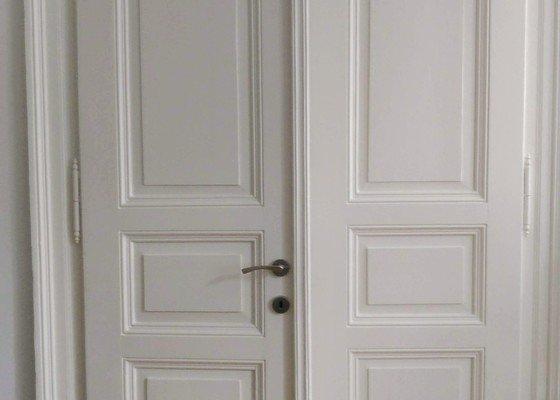 Renovace dveří a zárubní
