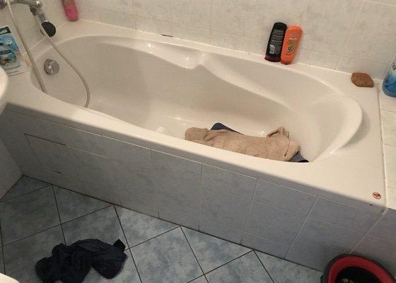 Výměna vany