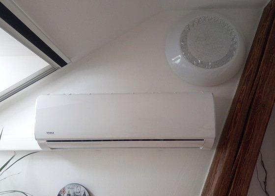 Klimatizace do bytu