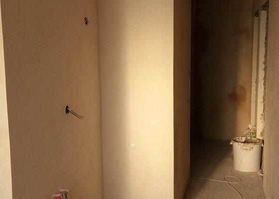 Rekontrukce bytu 3+1 v panelovém domě