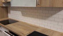 Obklad za kuchyňskou linku