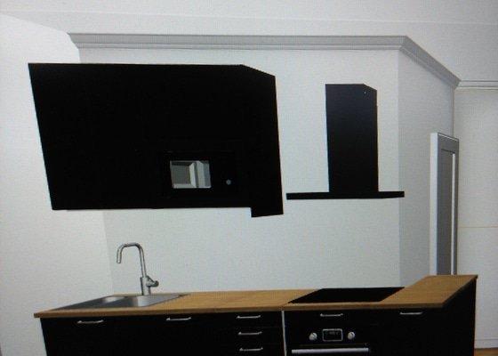 Montáž kuchyně IKEA , Uherské Hradiště.