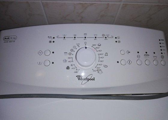 Oprava pračky - spěchá