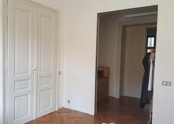 Kopie historických dveří