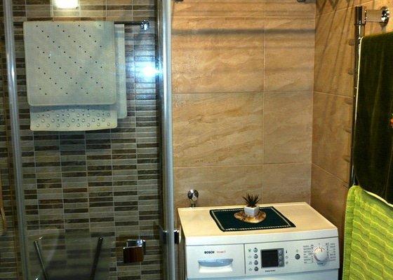 Rekonstrukce jádra koupelny