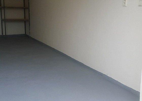 Rekonstrukce garáže