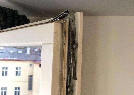 Oprava kovani MACO - balkonove dvere, serizeni, promazani