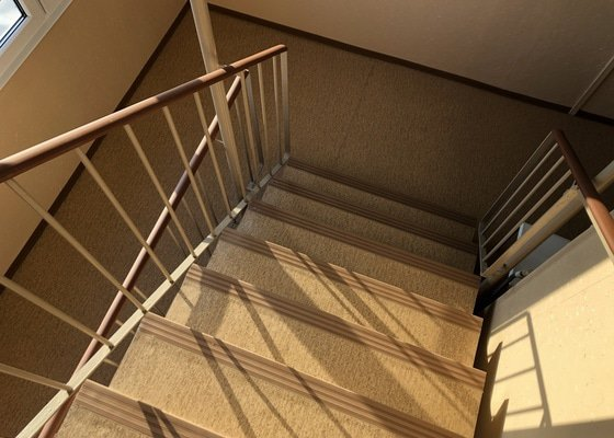 Výměna PVC v panelovém domě