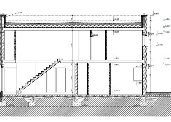 Vnitřní omítky, malý rodinný dům 123 m2