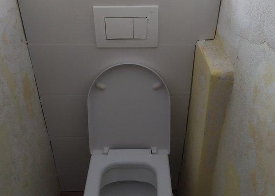 Demontáž, montáž a oprava WC
