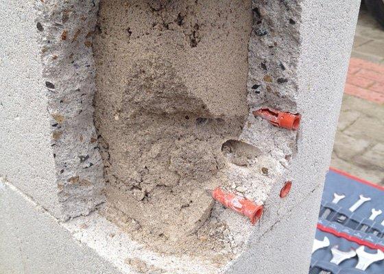 Dokončovací stavební práce