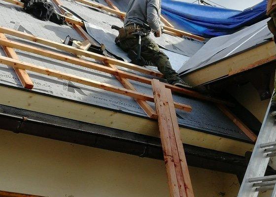Střecha a zateplení