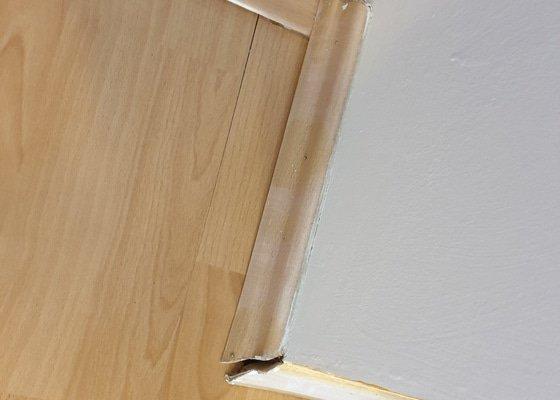 Výměna podlahových lišt