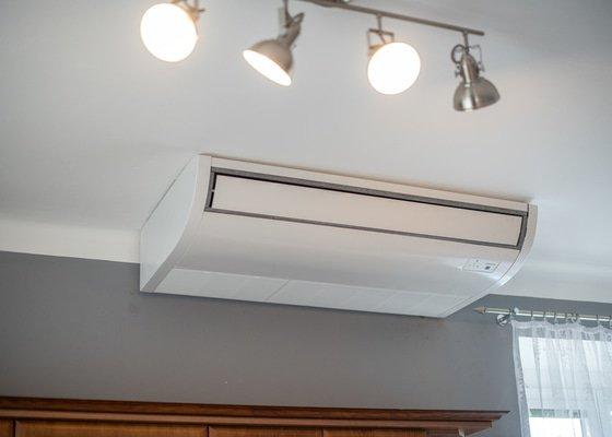 Dodání a montáž klimatizace
