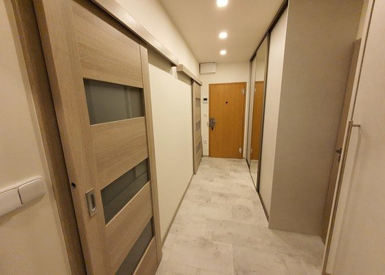 Rekonstrukce bytového jádra a předsíně