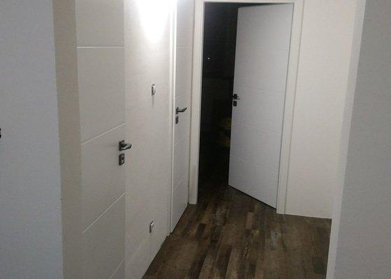 Montáž interierovych dveří