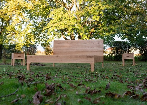 Truhlářství a stolařství - postel masiv