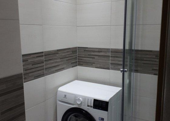 Rekonstrukce koupelny + WC