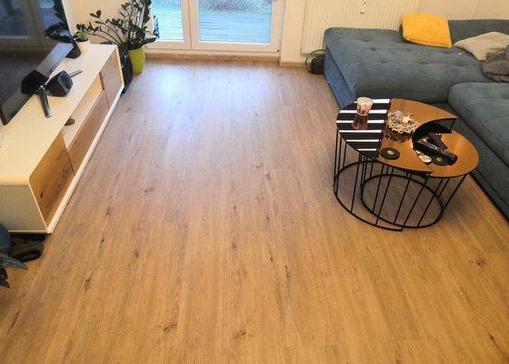 Plovouci podlaha