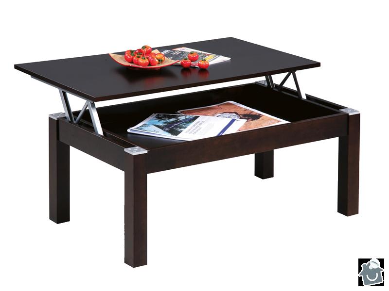 Výroba rozkládacího konferenčního stolku: olaf_r