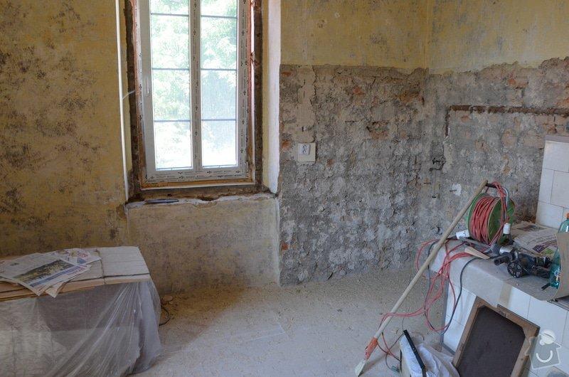 Rekonstrukce kuchyně-instalatérské práce: DSC_0378