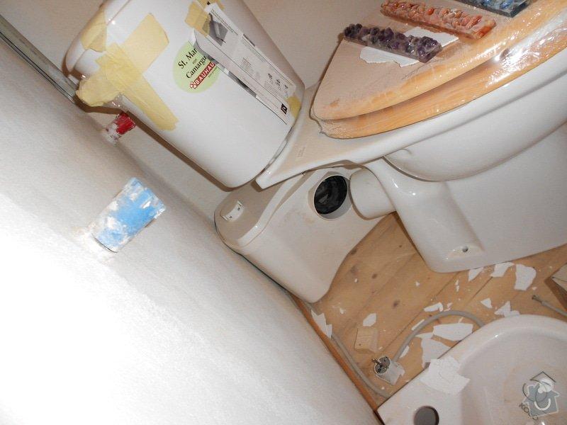 Rekonstrukce Toalety: 004