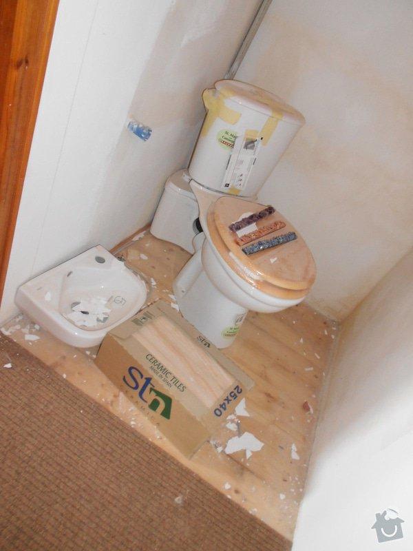 Rekonstrukce Toalety: 005