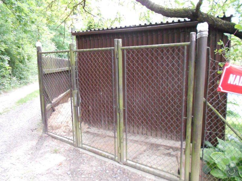 Garážová vrata na DO + zvětšení garáže cca o 1m: 007