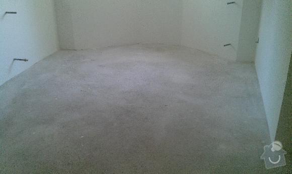 Pokládka podlahy: podlaha1