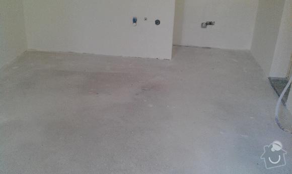 Pokládka podlahy: podlaha2
