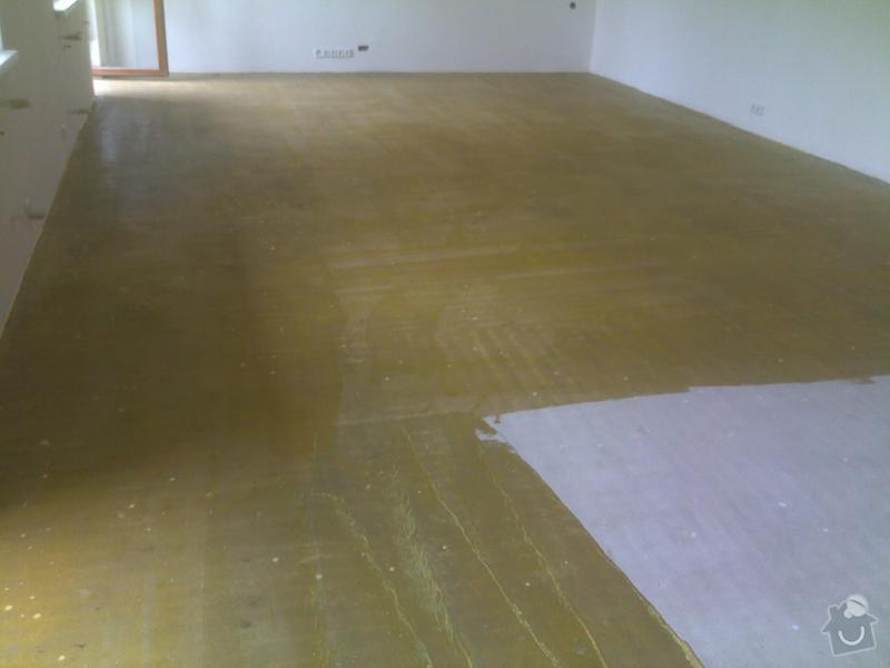 Montáž vinylové podlahy v RD,samonivelační stěrka a montáž obvodových lišt: 27062013546_1_