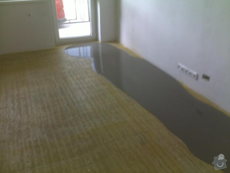 Montáž vinylové podlahy v RD,samonivelační stěrka a montáž obvodových lišt: 27062013547_1_
