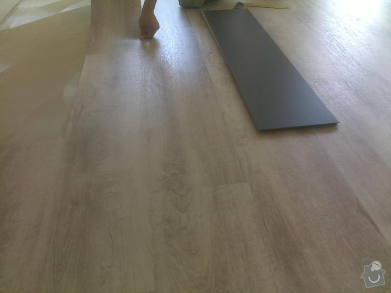 Montáž vinylové podlahy v RD,samonivelační stěrka a montáž obvodových lišt: 08072013560_1_