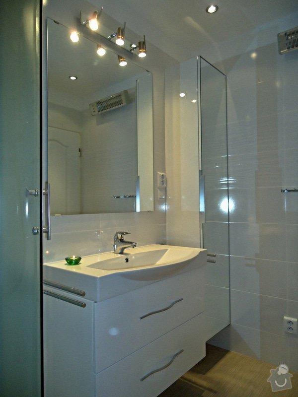 Rekonstrukce kuchyně a koupelny v bytě bytového domu: 00