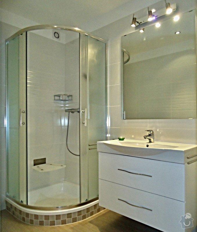 Rekonstrukce kuchyně a koupelny v bytě bytového domu: 02