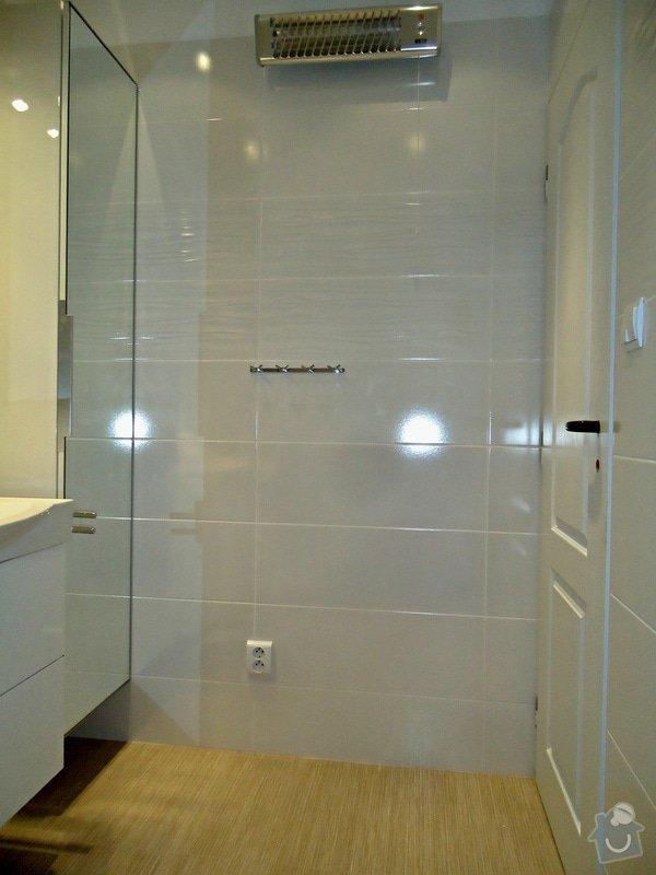 Rekonstrukce kuchyně a koupelny v bytě bytového domu: 03