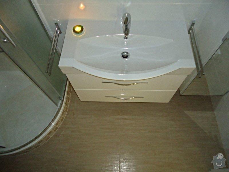 Rekonstrukce kuchyně a koupelny v bytě bytového domu: 05