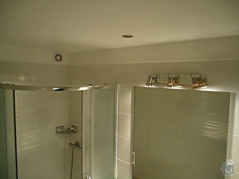 Rekonstrukce kuchyně a koupelny v bytě bytového domu: 6