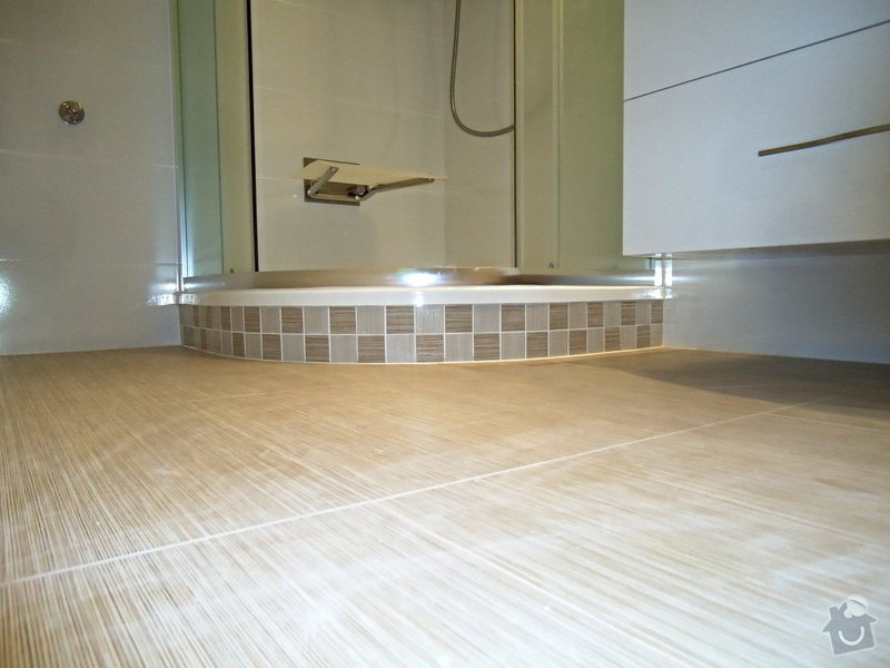 Rekonstrukce kuchyně a koupelny v bytě bytového domu: 08