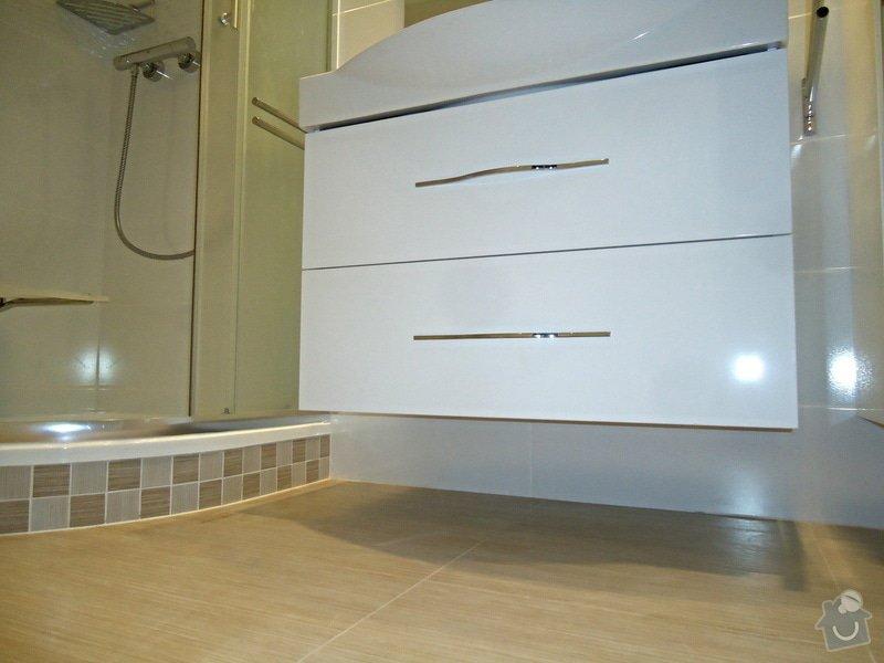 Rekonstrukce kuchyně a koupelny v bytě bytového domu: 09