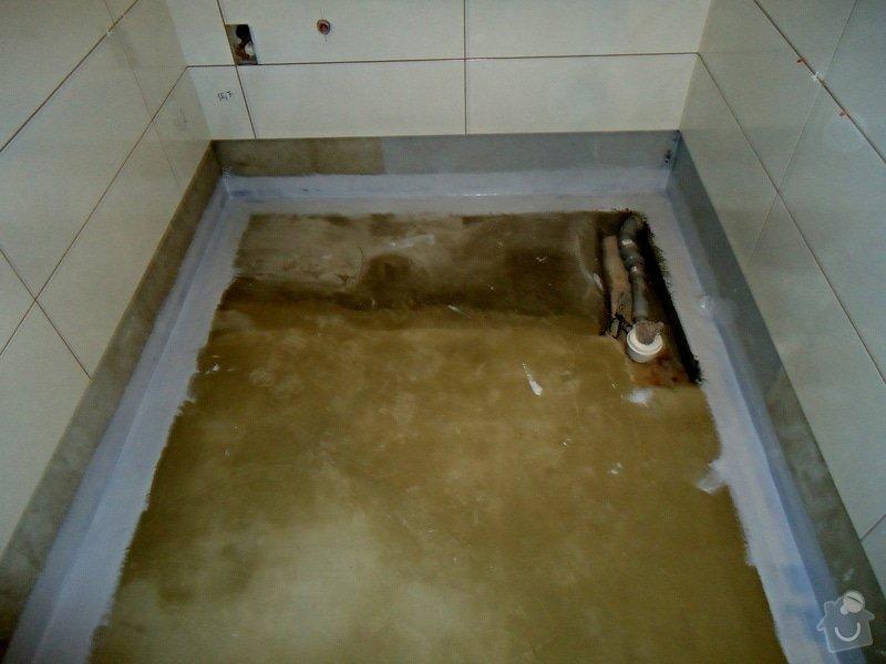 Rekonstrukce kuchyně a koupelny v bytě bytového domu: 13