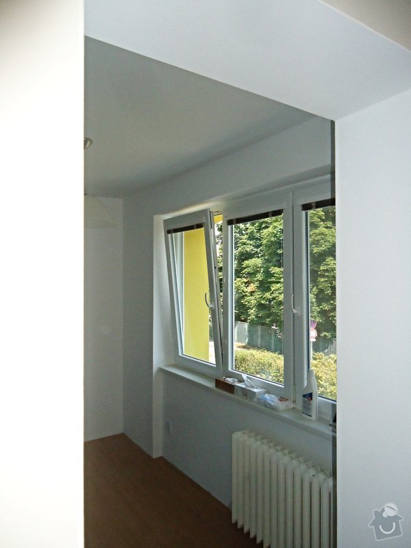 Rekonstrukce kuchyně a koupelny v bytě bytového domu: 14