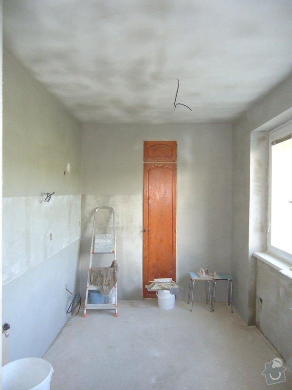 Rekonstrukce kuchyně a koupelny v bytě bytového domu: 19