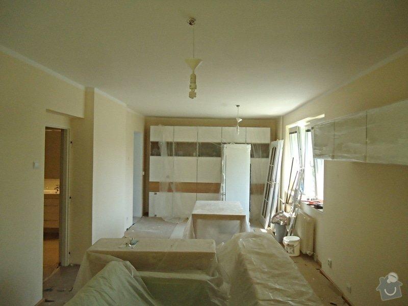 Rekonstrukce kuchyně a koupelny v bytě bytového domu: 21