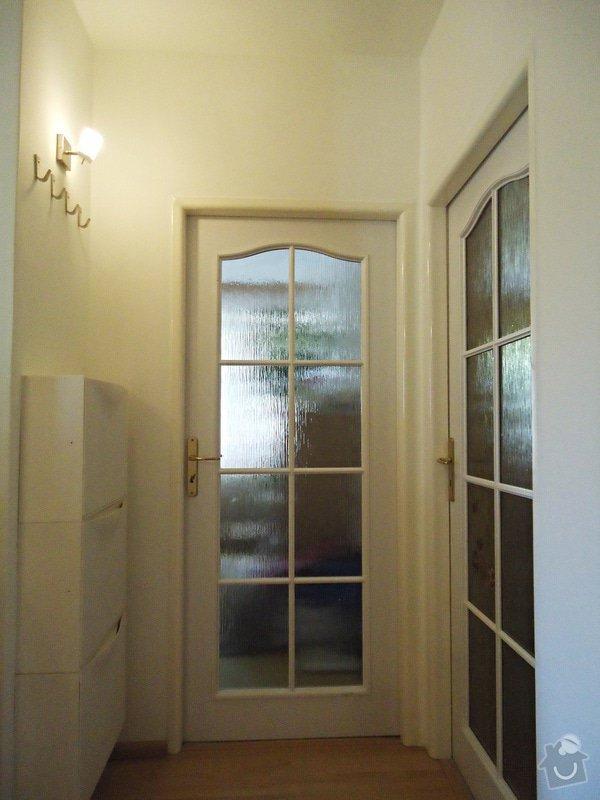 Rekonstrukce kuchyně a koupelny v bytě bytového domu: 22