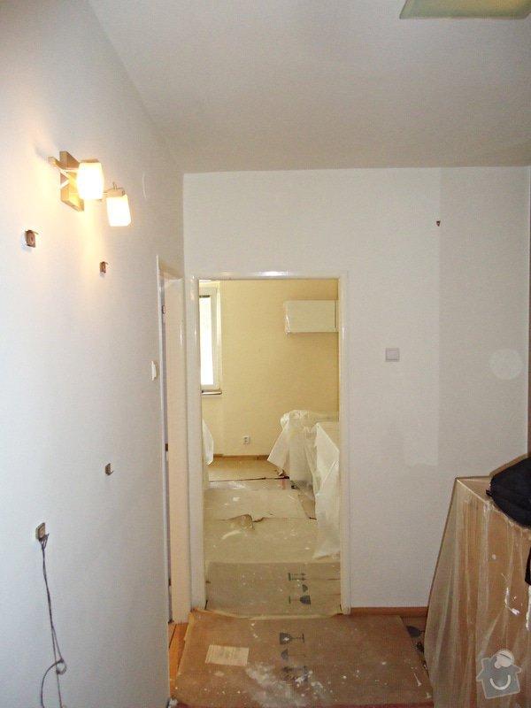 Rekonstrukce kuchyně a koupelny v bytě bytového domu: 23