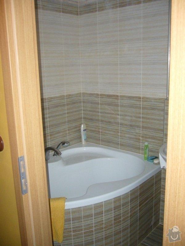 Přestavba koupelny: evzen3