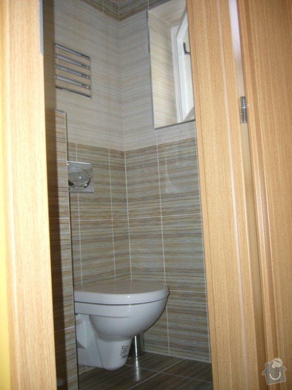Přestavba koupelny: evzen2