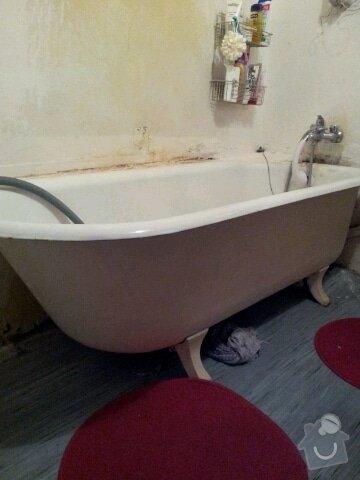 Instalaterske prace koupelna : 20130216_151255